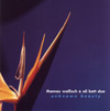 thomas wallisch & oli bott duo: unknown beauty